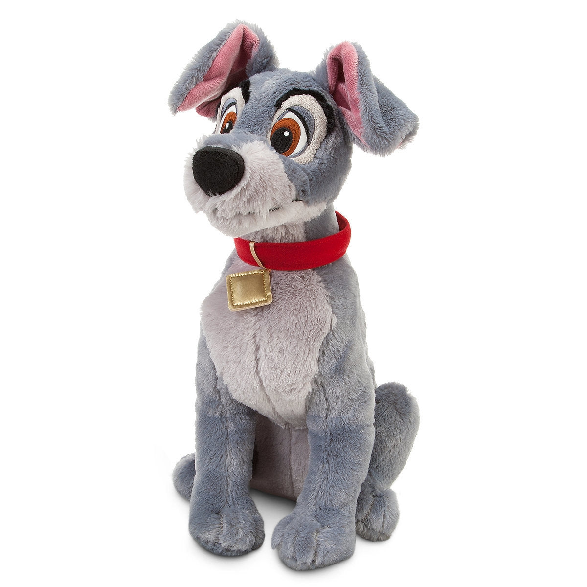 Tramp Plush - Lady and the Tramp - Medium - 16 inch