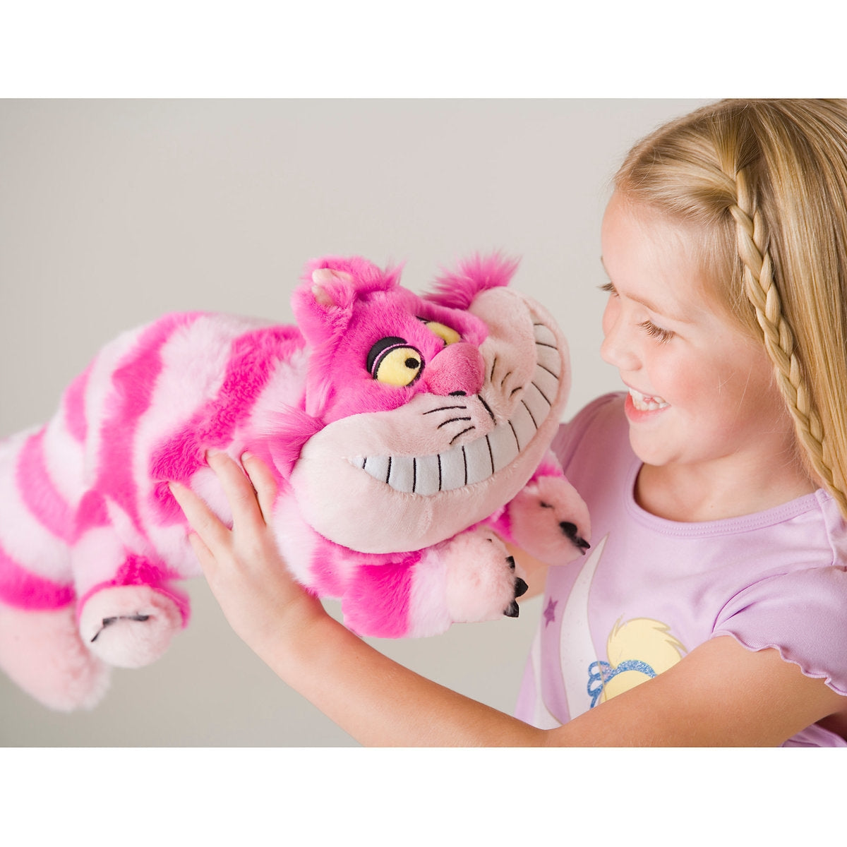 Cheshire Cat Plush - Alice in Wonderland - Medium