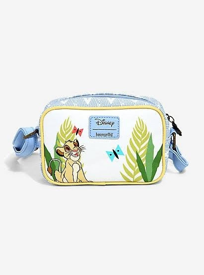 Lion King Crossbody Bag Loungefly