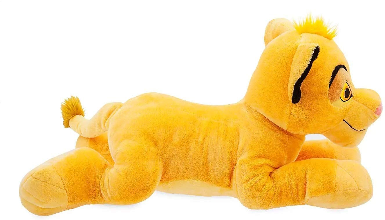 Simba Plush – The Lion King – Large