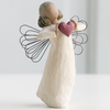 With Love Angel - Willow Tree Figurine