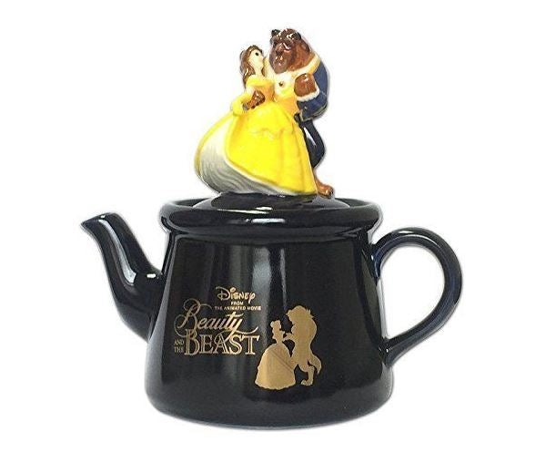 Beauty and the Beast Teapot