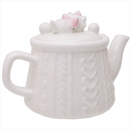 DISNEY TEA FOR ONE - MARIE TEAPOT