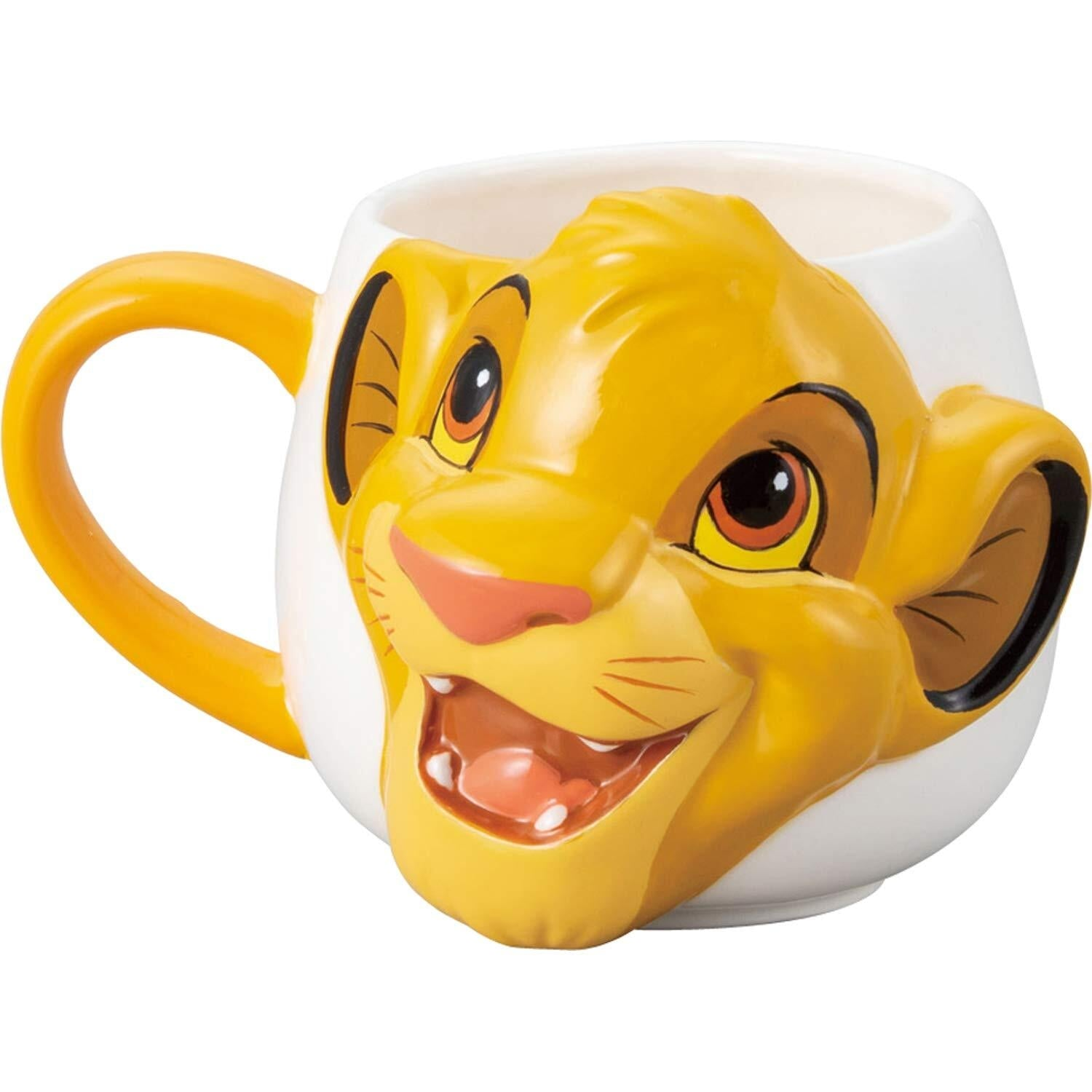 DISNEY THE LION KING SIMBER 3D MUG