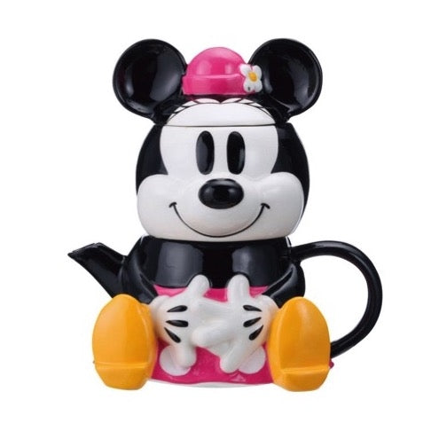 DISNEY TEA FOR ONE - MINNIE MOUSE TEAPOT