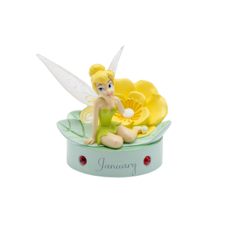 Tinkerbell Birthday Sculpture - January