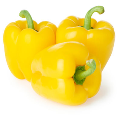 ASDA Grower's Selection Yellow Pepper X3