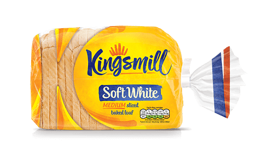 Kingsmill Medium Soft White Bread