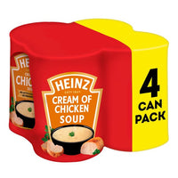 Heinz Cream of Chicken Soup 4 PACK