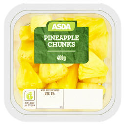 ASDA Pineapple Chunks