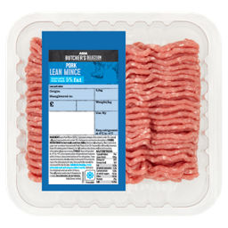 ASDA Butcher's Selection Lean Pork Mince
