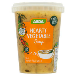 ASDA Hearty Vegetable Soup