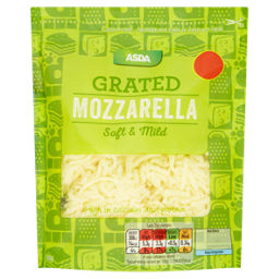 ASDA Grated Mozzarella Cheese