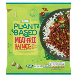 ASDA Plant Based Vegan Meat Free Mince