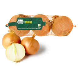 ASDA Grower's Selection Brown Onions