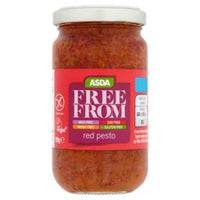 ASDA Free From Red Pesto