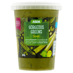 ASDA Gorgeous Greens Soup