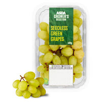 ASDA Grower's Selection Seedless Green Grapes