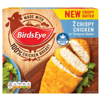 Birds Eye 2 Crispy Chicken Grills
