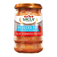 Sacla Reduced Fat Tomato Pesto