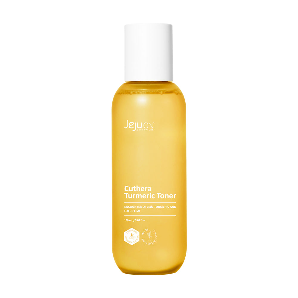 JEJUON Cuthera Turmeric Toner 150mL - shockingpark