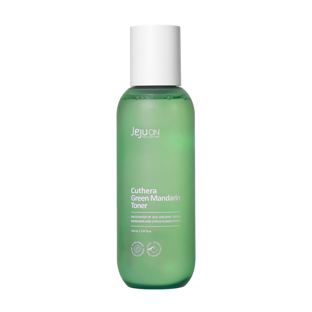 JEJUON Cuthera Green Mandarin Toner 150mL - shockingpark