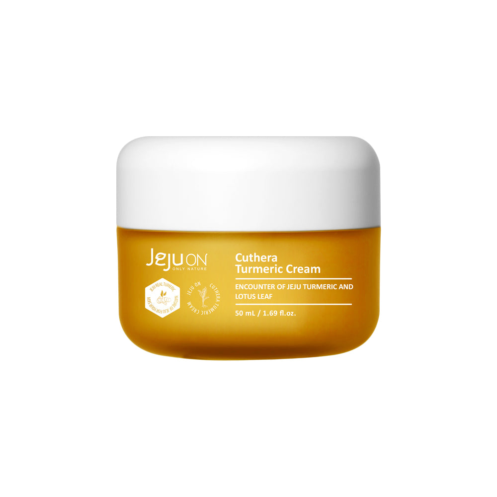 JEJUON Cuthera Turmeric Cream 50mL - shockingpark