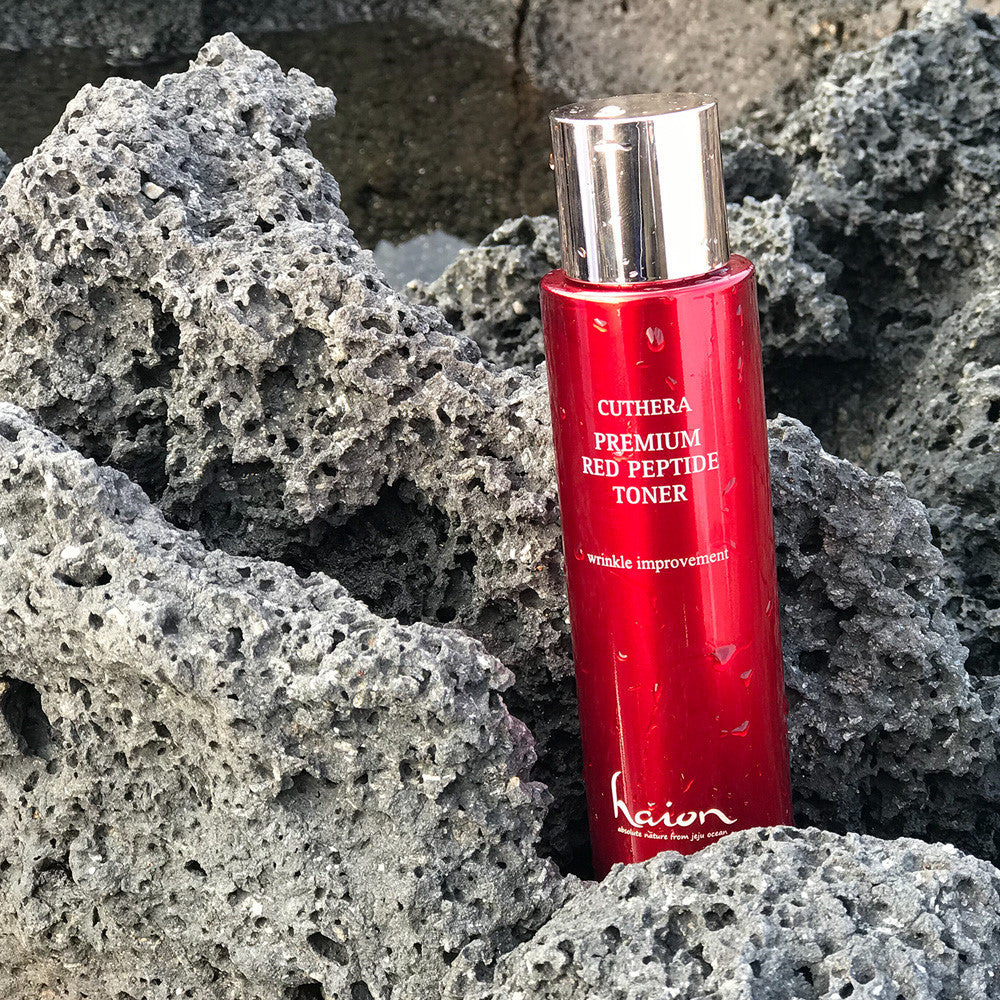 HAION Cuthera Premium Red Peptide Toner 130mL - shockingpark