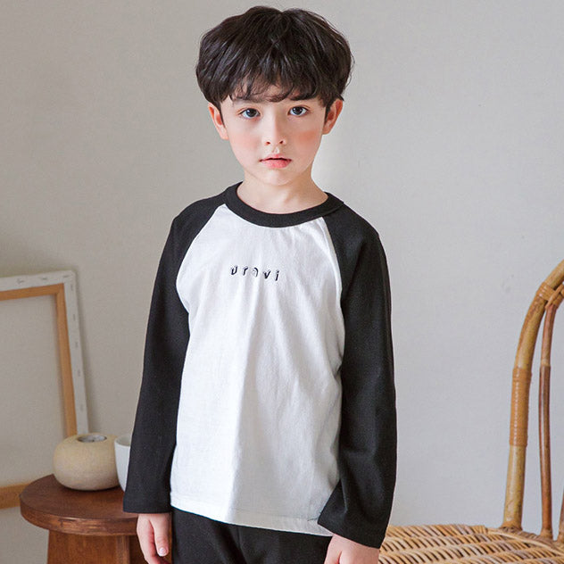 Keil Raglan T-shrit - shockingpark