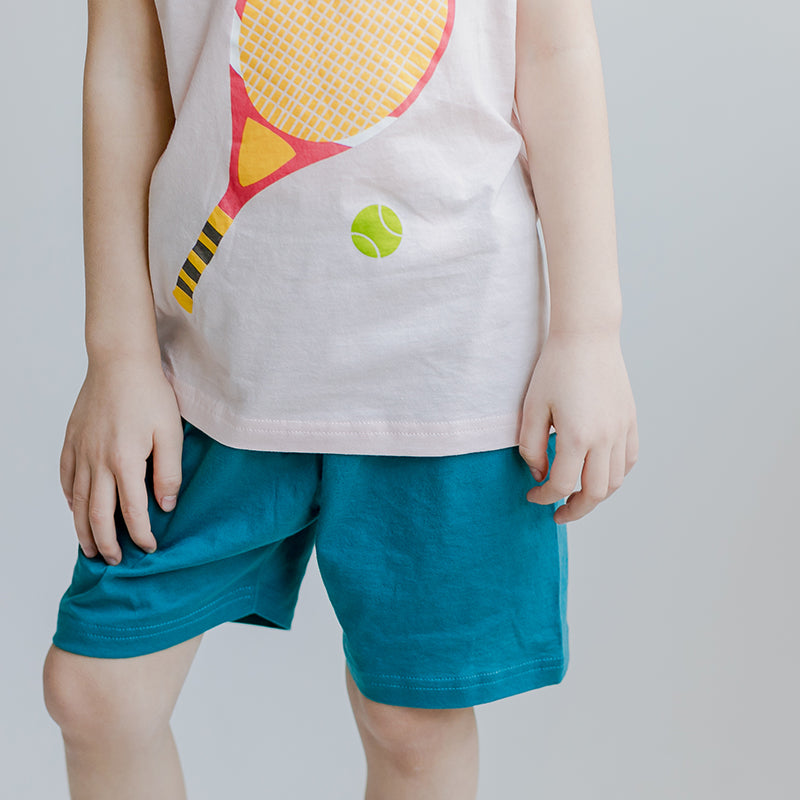 Cool-Ever Tennis Pink None sleeve - shockingpark