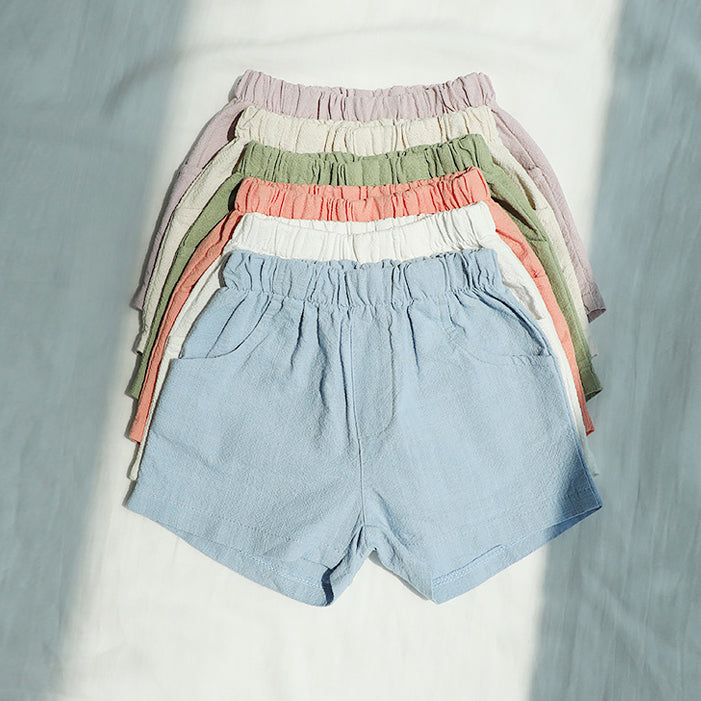 Cool Linen Cotton Pants - shockingpark