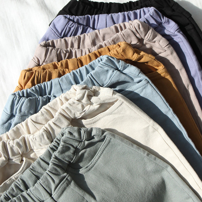 Pastel Baggy Pants - shockingpark