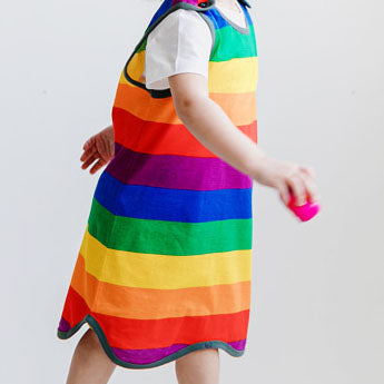 Rainbow Vest - shockingpark