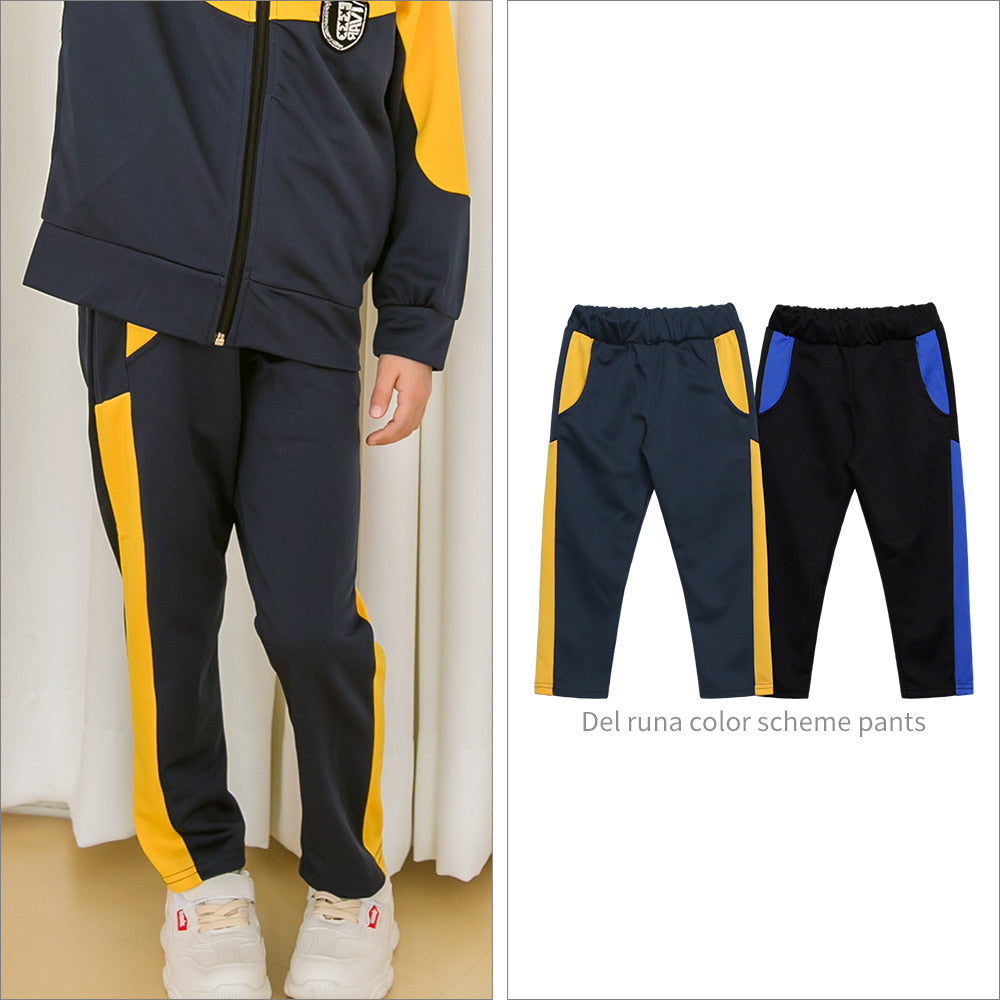 Delruna Color Scheme pants - shockingpark