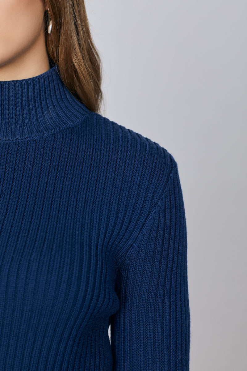 Robe Knit Rib || IRIS & WOOL
