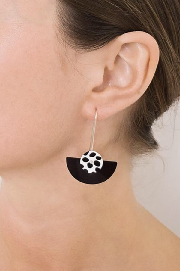 CIRCLE MOON MIX PACK EARRINGS