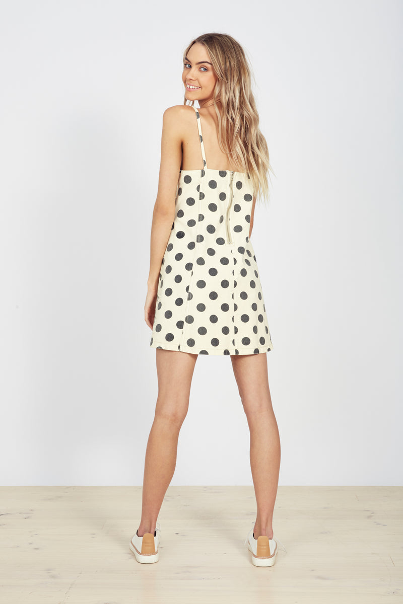 LOVER DRESS - POLKA DOTS