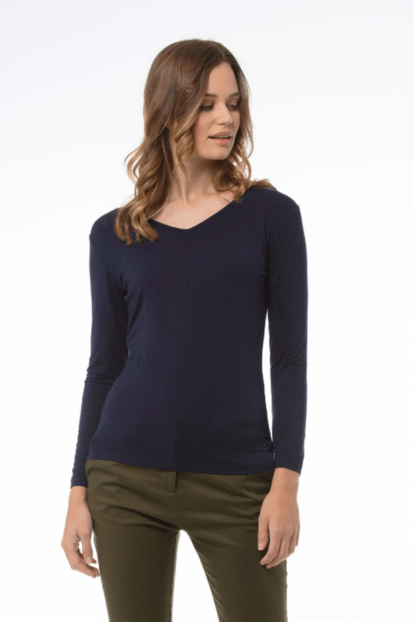 MICHELLE TOP - NAVY