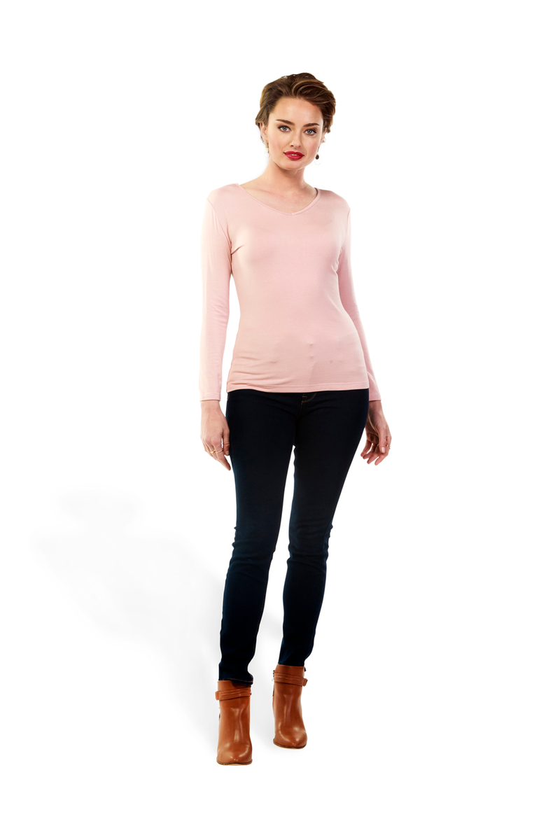 MICHELLE TOP - Blush || KAJA
