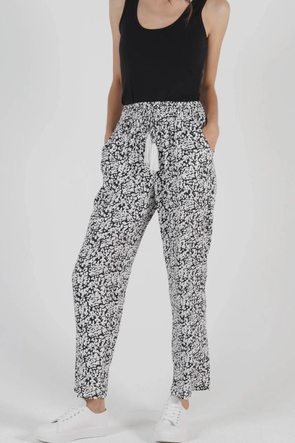 Ripley Pant- Ink Blot|| BETTY BASICS