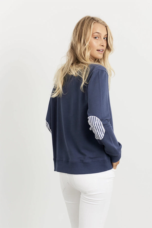 Frayed Anchor Cotton Windy - Old Navy || EST1971