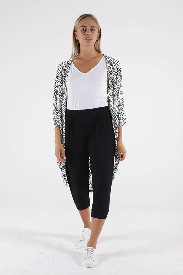 Santorini Drape Cardigan - Instinct || Betty Basics