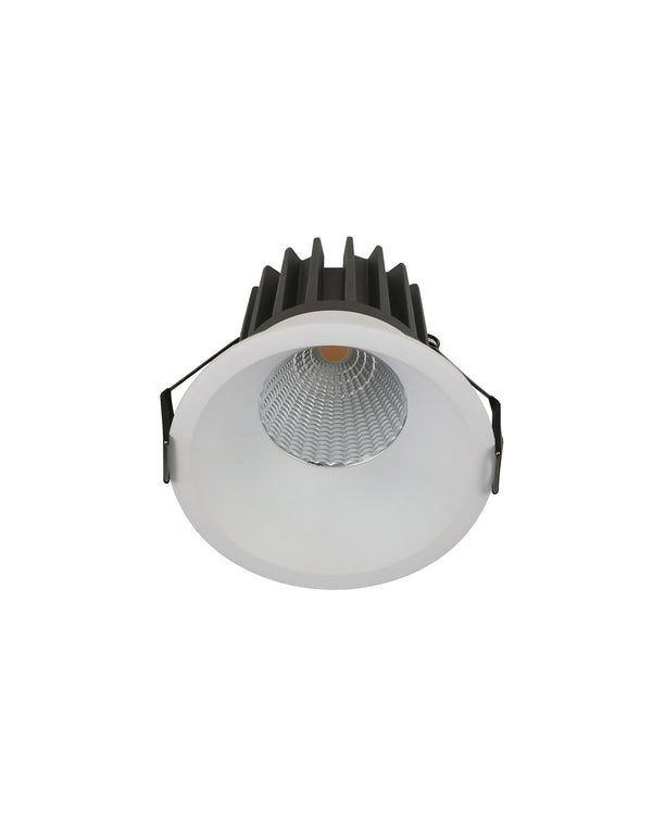 white colour temperature changing downlights