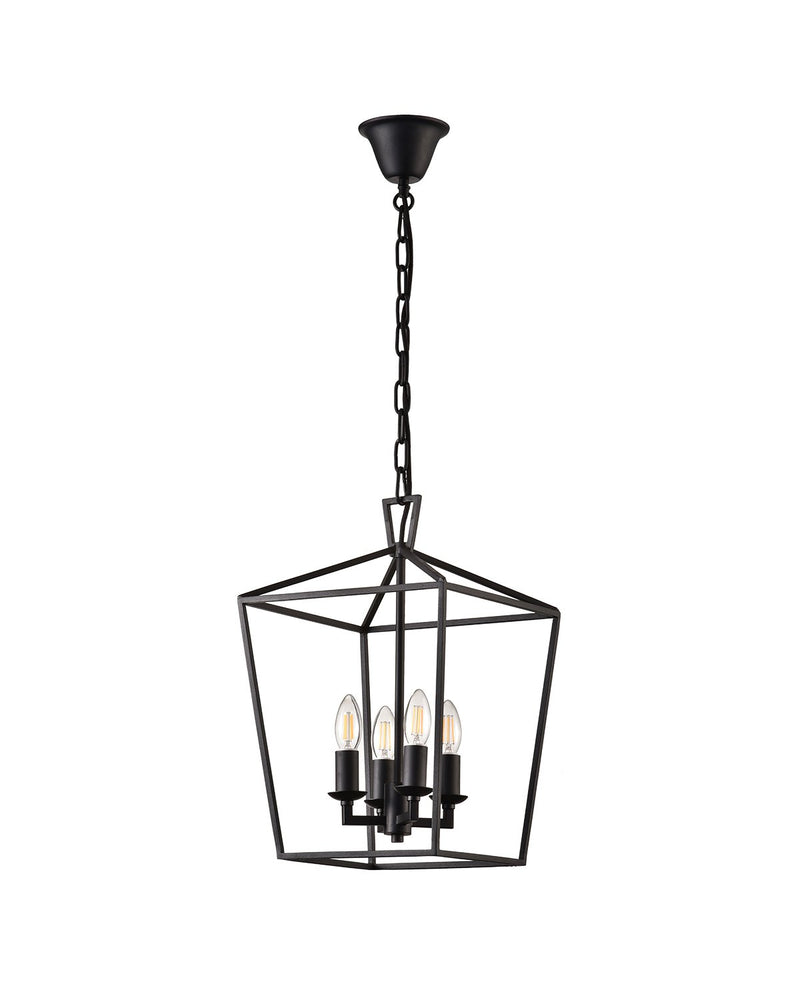 cage pendant light nz