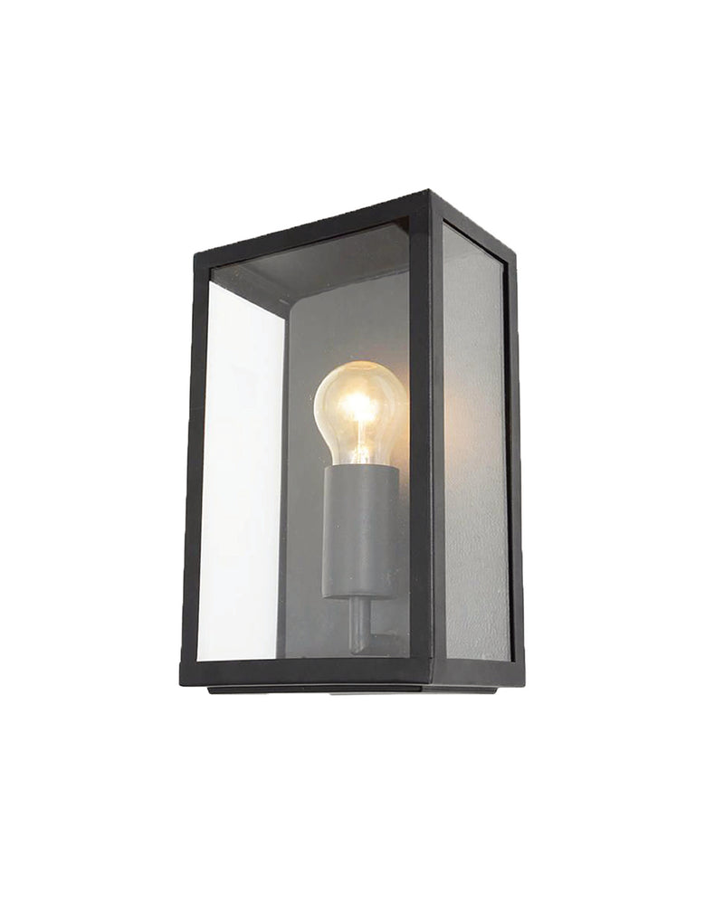 black decorative lanterns