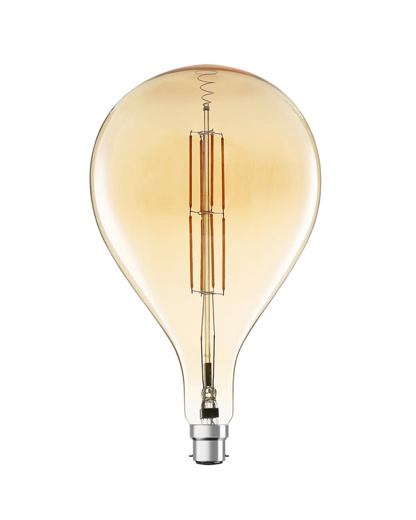 filament bulb decoration