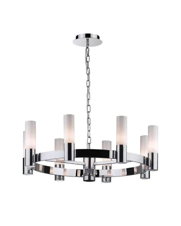 8 light pendant light