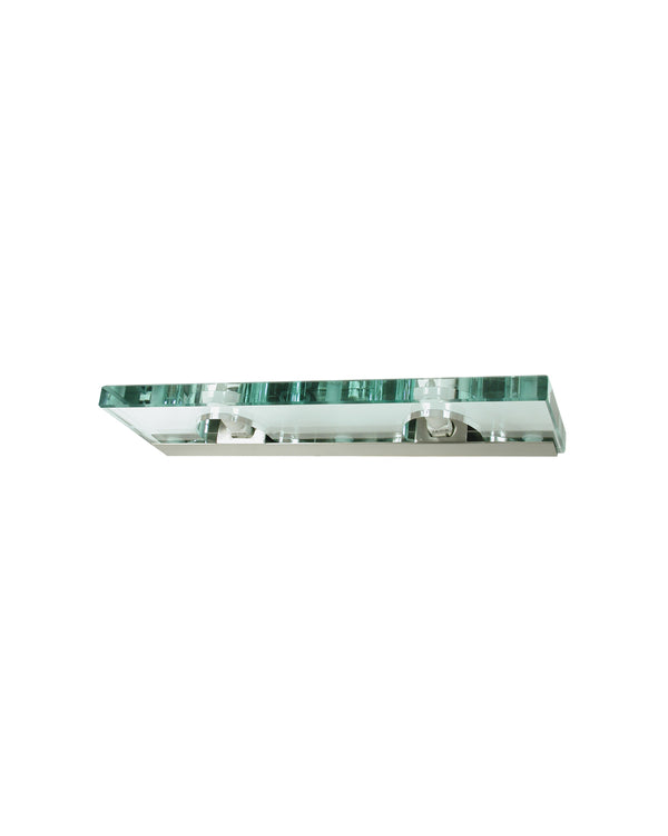 Glass Mirror Wall Light