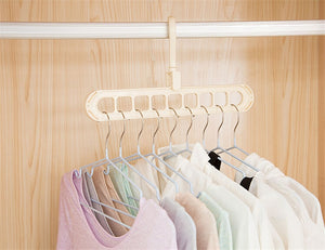 Super Saving Space Clothes Hanger - NewTeknologyProducts