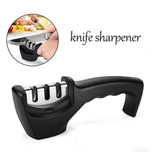 Kitchen 3 Stage Professional  Knife Sharpener - NewTeknologyProducts